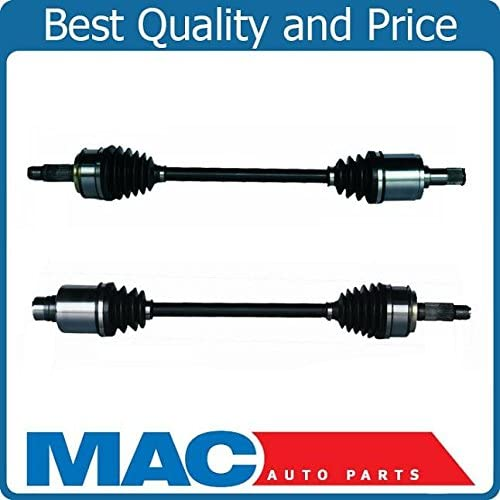 New Front CV Drive Axle Shaft Left and Right Set New for Honda Odyssey 2007-2010