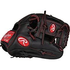 The Rawlings R9 Pro taper 11.25-Inch Baseball glove features a durable all-leather shell designed to be game-ready. With an 80% factory break-in, the mitt is ready to use right away, rather than having to spend weeks shaping and molding the p...