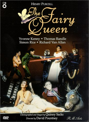 Purcell - The Fairy Queen / English National Opera (Dvd Kelly Queen)