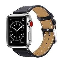 BRG コンパチブル Apple watch 本革バンド42mm/44mm
