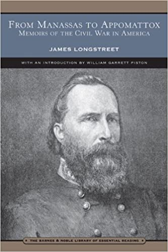 Book From Manassas to Appomattox (Barnes & Noble Library of Essential Reading): Memoirs of the Civil War in America