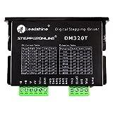 STEPPERONLINE Digital Stepper Driver 0.3-2.2A 18-30VDC For Nema 8, 11, 14, 16, 17 Stepper Motor