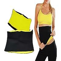 KS HEALTHCARE Hot Waist Slimming Belt (XXL/36-40 Inch)
