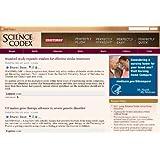 Science Codex Brain & Neuroscience