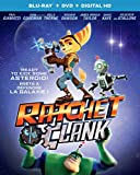 Ratchet & Clank [Blu-ray + DVD + Digital HD]