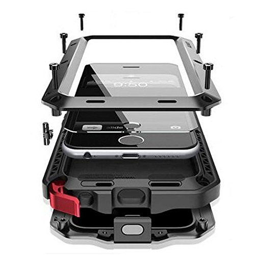 iphone-6-case-amever-shockproof-dustproof-waterproof-aluminum-alloy-metal-tempered-glass-cover-case-