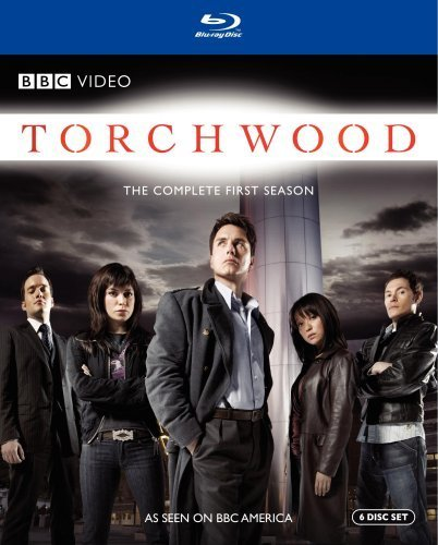 Torchwood: The Complete First Season [Blu-ray] by BBC Home Entertainment