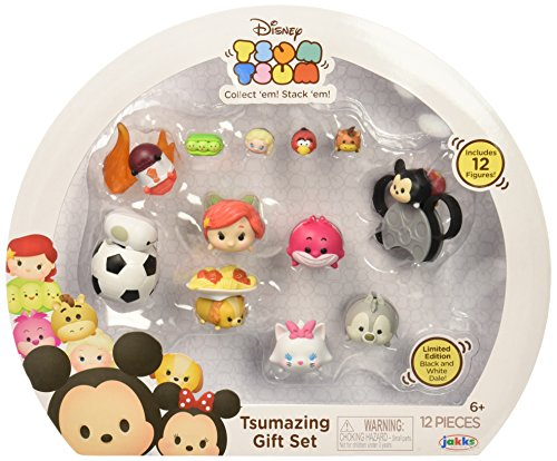 Tsum Tsum Disney 12 Figures Gift Set
