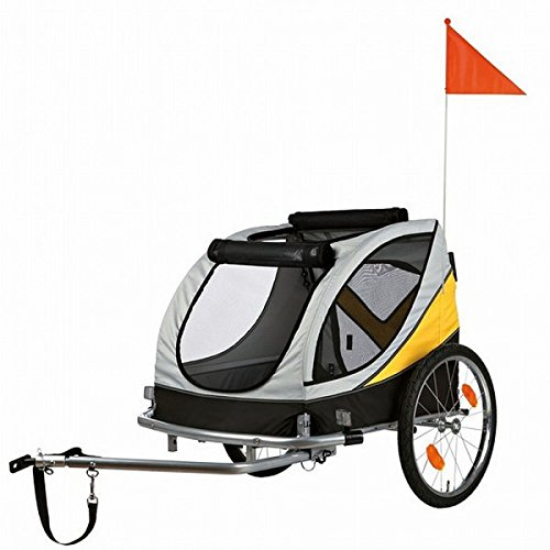 Hunde-Fahrradanhänger Touring Medium - bis 30 kg Zul. City4Dogs