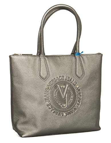 Versace Jeans - Borsa Versace Jeans grigio logo - E1VQBBQ1Grigio Grigio