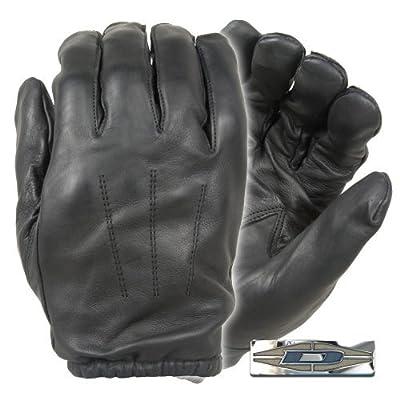 Damascus Frisker K Leather Gloves with Kevlar Cut Resistant Liners