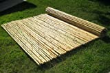 Natural Black Bamboo Fencing 1″ x 4′ x 8′ Review