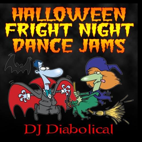 Halloween Fright Night Dance -