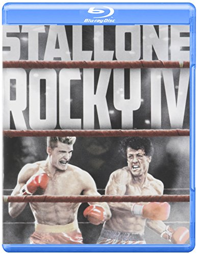 Blu-ray : Rocky IV (, Dubbed, Dolby, AC-3, Digital Theater System)