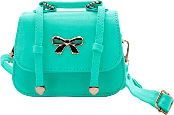 4fe184c0318d Scheppend Fashion Little Girls Handbag Kids Shoulder Bag Cross Body Dual-Purpose  Purse for Children