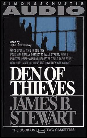 Den of Thieves: Amazon.es: James B. Stewart, John Hockenberry ...