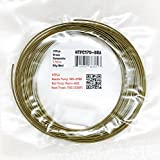 Proto-Pasta 真鍮金属複合HTPLA 3Dプリントフィラメント1.75ミリメートルの50G