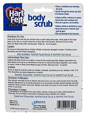 Compac Body Scrub Sponge (6 Pack)