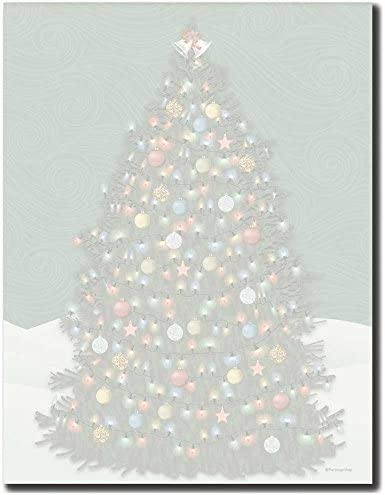 100pk Following the Star Christmas Card-Christmas Cards