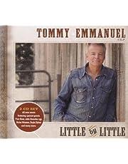 EMMANUEL, TOMMY - LITTLE BY LITTLE