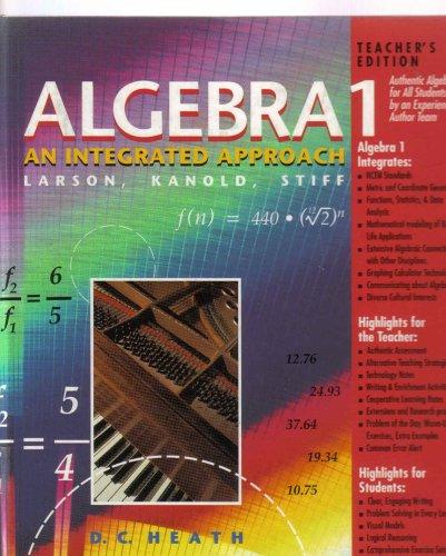 integrated algebra 1 - 6