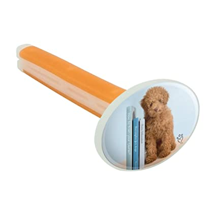 Amazon com: Graphics and More Poodle Puppy Dog Book Shelf