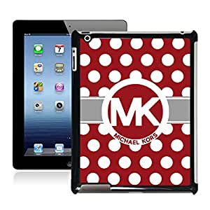 Popular Sale Protective Skin Cover Case 46 Black Hard Plastic iPad 2/3/4 Cover Case