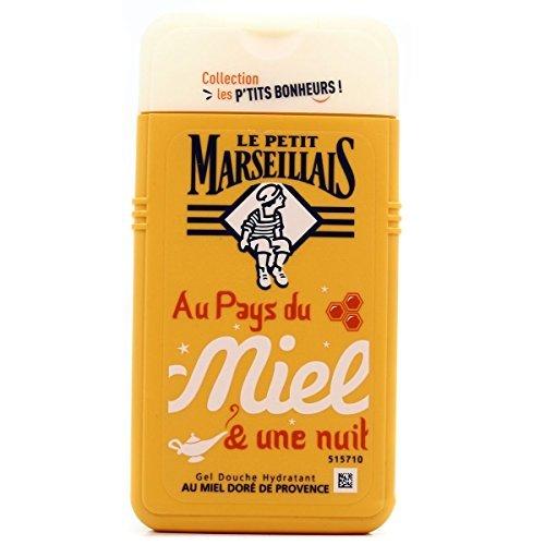 (Le Petit Marseillais Au Pays du Miel GOLDEN HONEY Shower Gel)