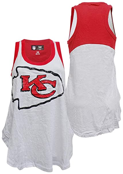 10085967 Amazon.com : G-III Sports Kansas City Chiefs Womens Power Alley Tank ...