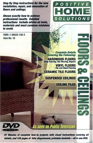 Floors and Ceilings: Home Remodeling by Do It Yourself, Inc.