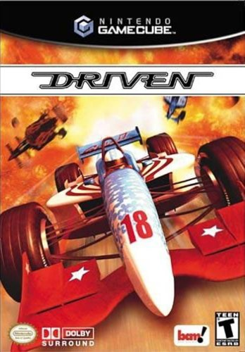 Driven - Racing Games Gamecube