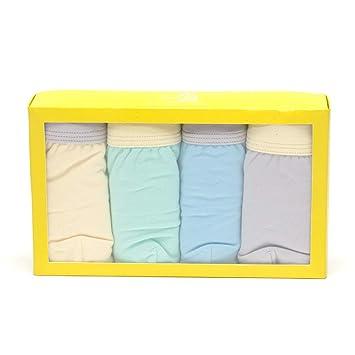 SBL Ropa Interior Infantil de algodón para bebés - Calzoncillos Boxer para niños - Ropa Interior