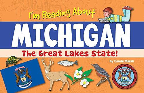I'm Reading About Michigan (Michigan - For Is M Michigan