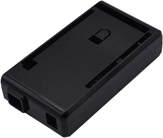 Yardwe Caja de Caja abs para gabinete del Controlador r3 arduino mega2560 con Interruptor (Negro): Amazon.es: Hogar