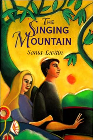 Cover Art for The Singing Mountain