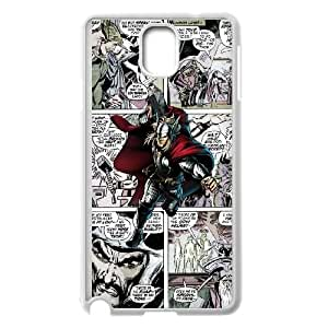 Samsung Galaxy Note 3 Cell Phone Case White_Thor Comics Kbywe