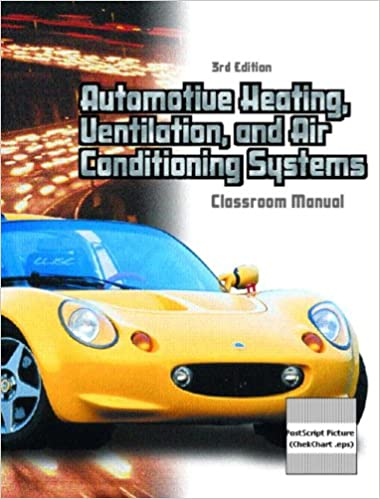 \FREE\ Automotive Heating, Ventilation And Air Conditioning Systems Classroom Manual. Teach auction Calcula brings versions Ticket writers vitally