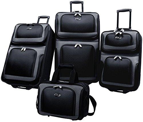 us-traveler-new-yorker-4-piece-luggage-set-expandableblack