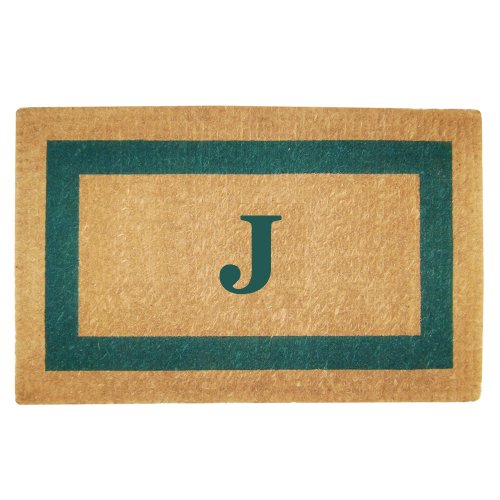 Creative Accents Picture Doormat Monogrammed product image