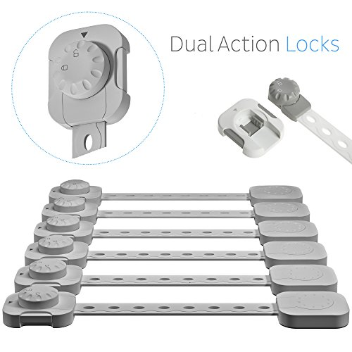 refrigerator latch lock - 8