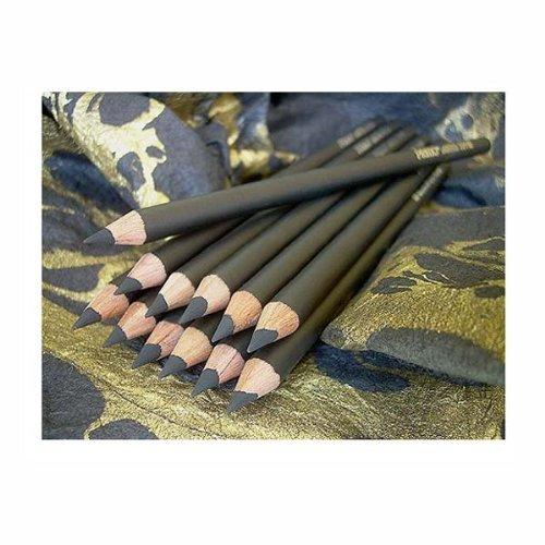 General Pencil Primo Charcoal Pencils- Box of Twelve Soft 3B