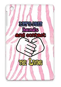 Tearproof Gold Cover Case For Ipad Mini Awareness News Politics Living Join Contact Hands1