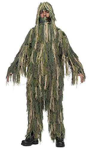 Fun World FBA_FW131532MD Ghillie Suit Kids