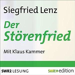 Der Störenfried Hörbuch