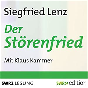 Der Störenfried Audiobook