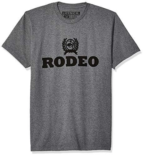 Cinch Mens Cotton-Poly Jersey T-Shirt
