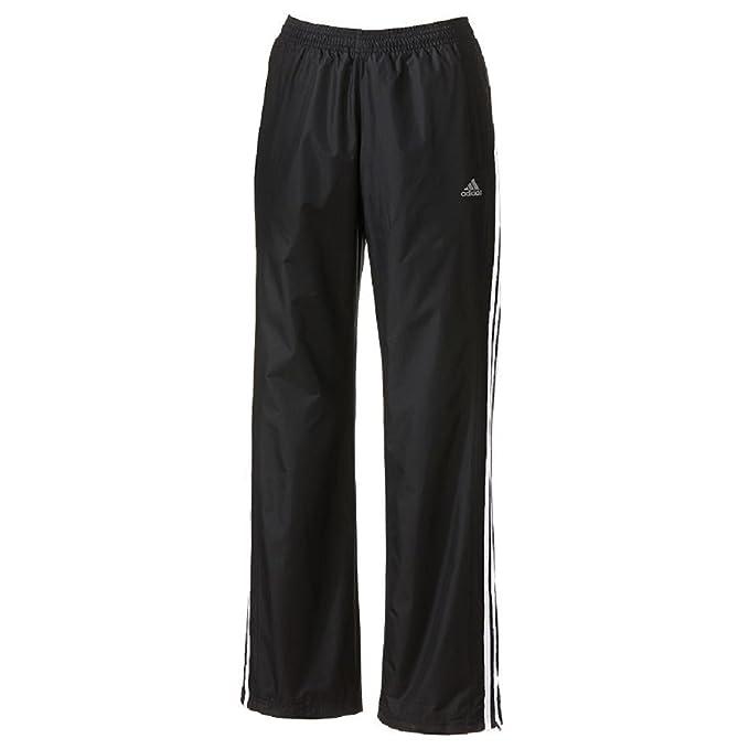 cd6f4784d9db6 Amazon.com: adidas Womens 3-Stripes Wind Pant #W48012 (M): Sports ...