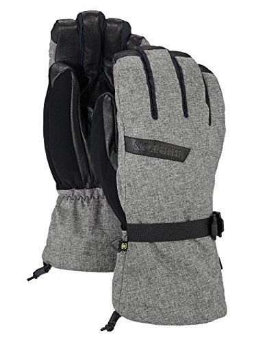 Burton Deluxe Gore-Tex Gloves, Bog Heather, (Gore Mens Ski Glove)