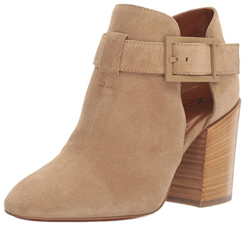 Aquatalia by Marvin K. Womens freddi Suede Ankle Bootie Sand