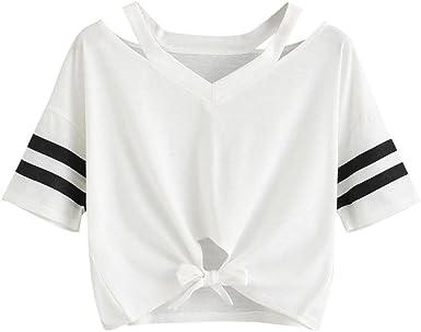 VENMO Camisetas Tops Mujer, Mujer,Camiseta Tirantes Mujer ...